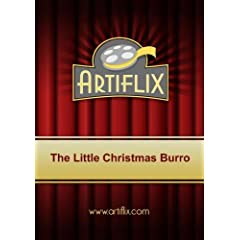 The Little Christmas Burro