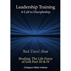 D-30-08 Healing: The Life Force of God Part III & IV