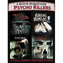 4 Movie Marathon: Psycho Killers