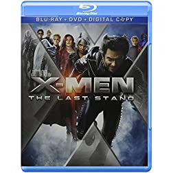 X-3: X-Men - The Last Stand [Blu-ray]