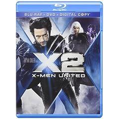 X-2: X-Men United [Blu-ray]