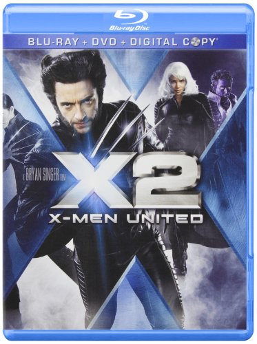X-2: X-Men United [Blu-ray]
