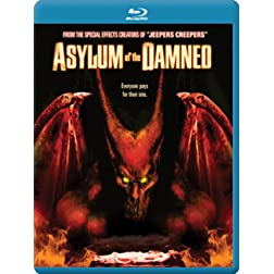 Asylum of the Damned [Blu-ray]