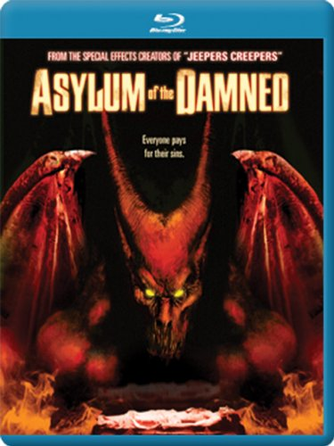 Asylum of the Damned [Blu-ray]