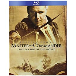 Master & Commander: Far Side of World [Blu-ray]