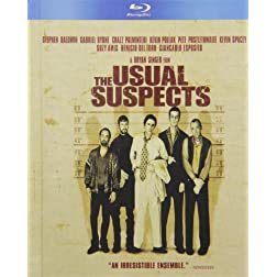 The Usual Suspects [Blu-ray Book]