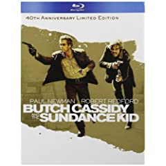 Butch Cassidy and the Sundance Kid [Blu-ray Book]