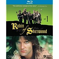 Robin of Sherwood: Set 1 [Blu-ray]