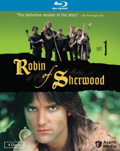 Robin of Sherwood: Set 1 [Blu-ray]