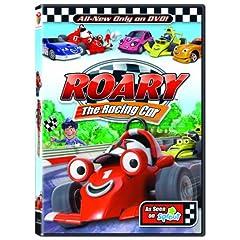 Roary the Racing Car
