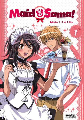 Maid Sama Collection 1