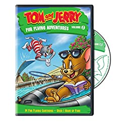 Tom & Jerry: Fur Flying Adventures 2