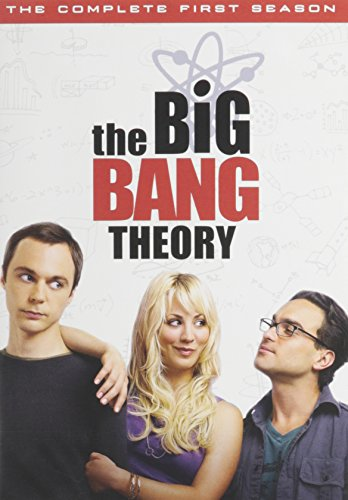 Big Bang Theory: Seasons 1-3