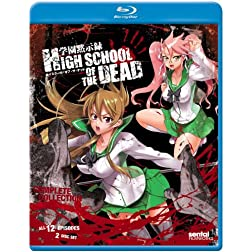 High School of the Dead Complete Collection [Blu-Ray]