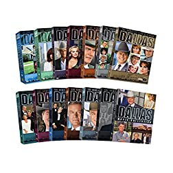 Dallas: Complete Seasons 1-14