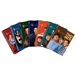 Two & A Half Men: Complete Seasons 1-7