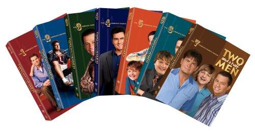Two & A Half Men: Complete Seasons 1-7