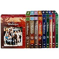 Waltons: Complete Seasons 1-9 & Movie Collection