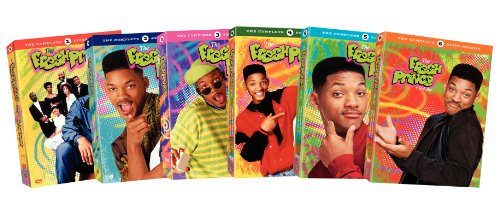 Fresh Prince of Bel Air: Complete Seasons 1-6