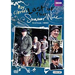 Last of the Summer Wine: Vintage 1990