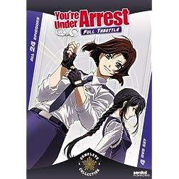You're Under Arrest: Full Throttle Season 3