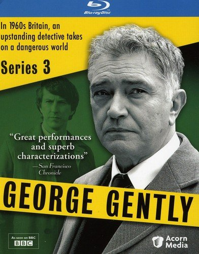 George Gently: Series 3 [Blu-ray]