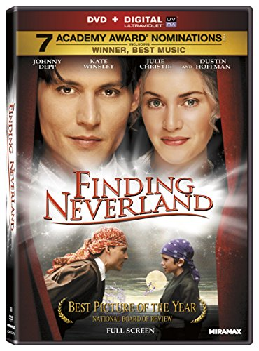 Finding Neverland (Fullscreen Edition)