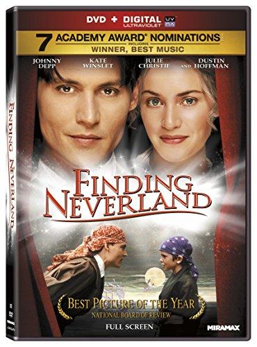 Finding Neverland (Fullscreen Edition)
