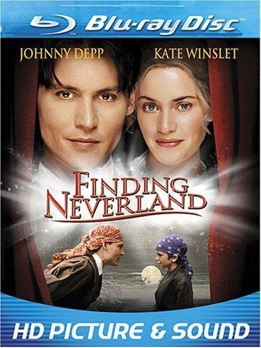 Finding Neverland [Blu-ray]