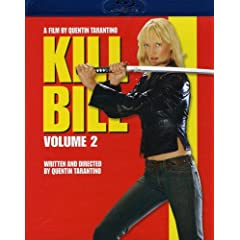 Kill Bill: Volume 2 [Blu-ray]