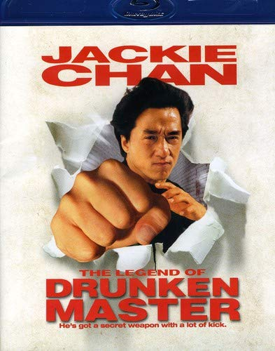 Legend Drunken Master [Blu-ray]