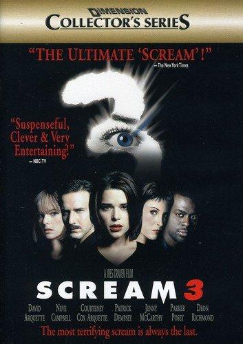 Scream 3 (Collector's Series)