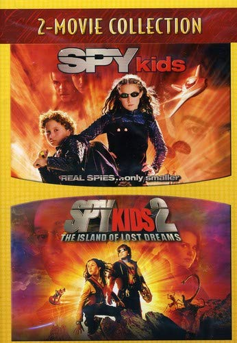 Spy Kids / Spy Kids 2 (Double Feature)