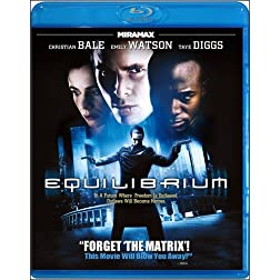 Equilibrium [Blu-ray]