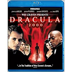Dracula 2000 [Blu-ray]