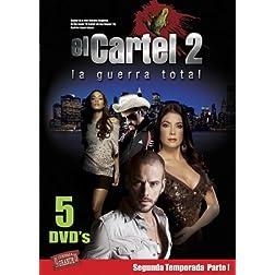 Cartel-Season 2 Pt 1: Guerra Total