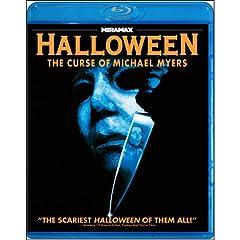 Halloween VI: The Curse of Michael Myers [Blu-ray]