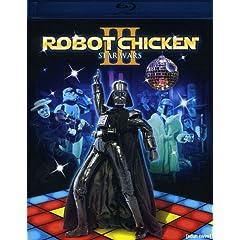 Robot Chicken: Star Wars III [Blu-ray]
