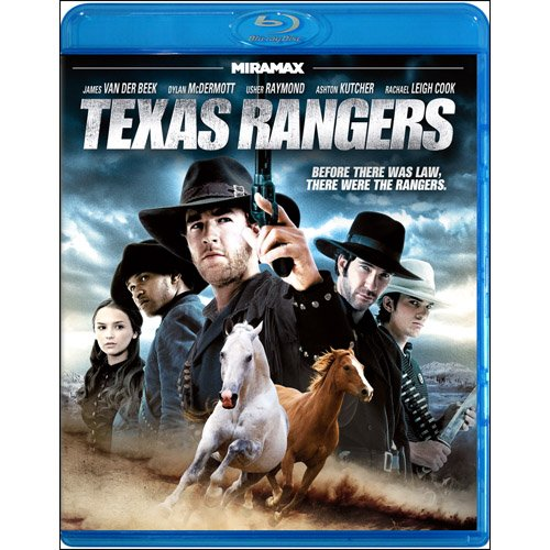 Texas Rangers [Blu-ray]