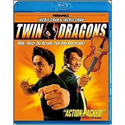 Twin Dragons [Blu-ray]