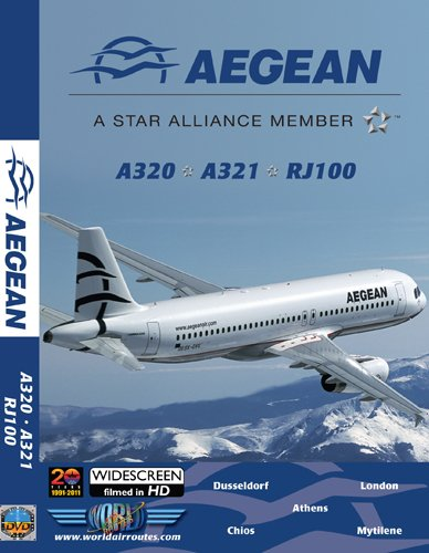 Aegean Airlines Airbus A320/A321 & Avro RJ100