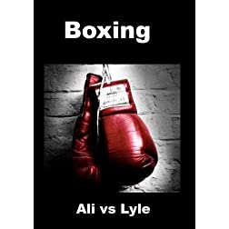 Ali vs Lyle - Boxing