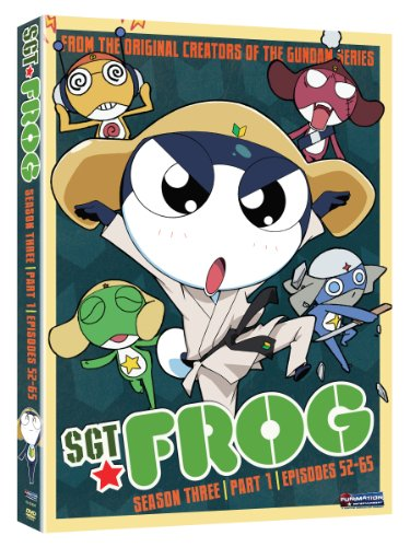 Sgt. Frog: Season Three, Part One