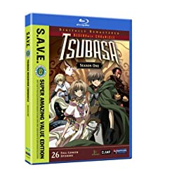 Tsubasa RESERVoir CHRoNiCLE: Season One Box Set S.A.V.E. [Blu-ray]