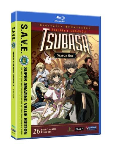 Tsubasa RESERVoir CHRoNiCLE: Season One Box Set S.A.V.E. [Blu-ray]