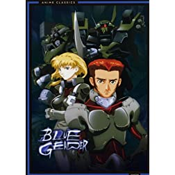 Blue Gender: Complete Series w/Movie (Classic)