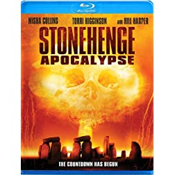 Stonehenge Apocalypse [Blu-ray]