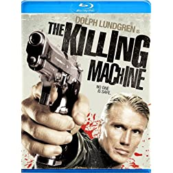 The Killing Machine [Blu-ray]