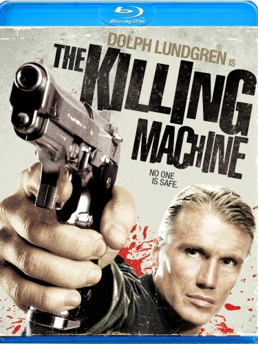 The Killing Machine [Blu-ray]