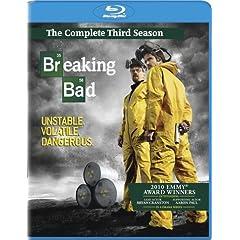 Breaking Bad: The Complete Third Season [Blu-ray]